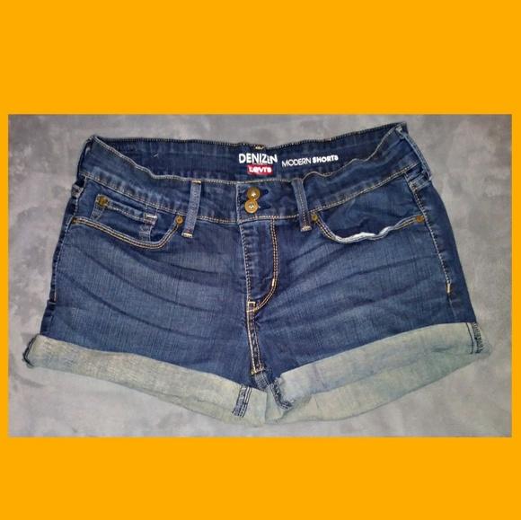 0b8f3069 Levi's Shorts | Denizen Levis Modern | Poshmark